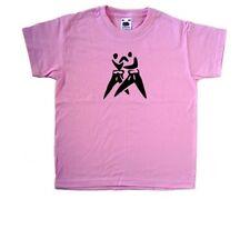 Judo Pink Kids T-Shirt