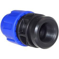 PE-Kupplung Innengewinde - PE Rohr Klemm Verschraubung (Trinkwasser geeignet)