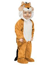 Chipper Chipmunk Toddler Animal Costume