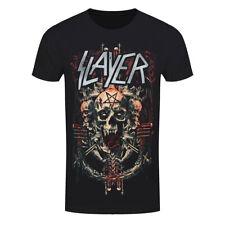 Official Slayer Demonic Admat Metal Band T-Shirt