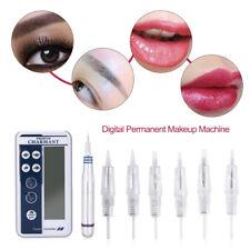 Microblading Permanent Makeup Eyebrow Tattoo Digital Charmant Embroider Machine%