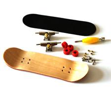 Wooden Fingerboard Maple Wood Finger Skate Board NEW