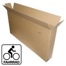 Fahrradkarton 1600x200x800 mm - sehr stabil - Fahrrad Versand DHL Gurtmaß 360