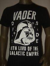 New Men's Star Wars Darth Vader Dark Side Sith Lord Of The Galactic Empire Shirt