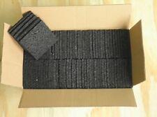 (16,00€/m²) 6mm Terrassenpads Gummigranulatpads 10cm x 10cm