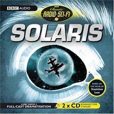 Solaris (Classic Radio Sci-Fi) by Lem, Stanislaw CD-Audio Book The Cheap Fast