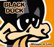 BLACK DUCK - Whiggle In Line (UK 4 Track CD Single)