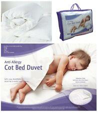 Anti Allergy Microfibre Baby Toddler Junior Cotbed Duvet Kids Quilt Super Soft