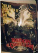 Batman Castle of the Bat  promo poster 1994