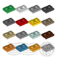 LEGO 32028 Piastra con binario porta 1x2, colore a scelta