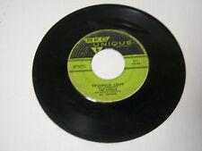 SONICS Evil Eye/Triangle Of Love 45 RPM