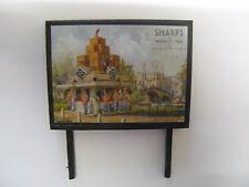 Sharp's - Model Railway Billboard - N & OO Gauge