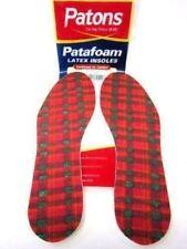 Ladies shoe insoles  Patons / Shoe-String
