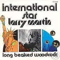 LARRY MARTIN International Star 45 Tours