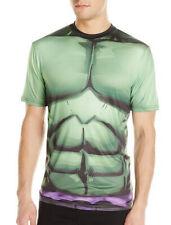 Marvel Incredible Hulk Performance Athletic Sublimated Costume T-Shirt
