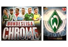 Bundesliga Chrome - SV WERDER BREMEN -Topps 2013/2014 13 14  auswählen