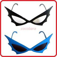 BAT SHAPE STYLE GLASSES / SUNGLASS-UV 400-COSTUME-PARTY-HOLLOWEEN- KIDS / ADULTS