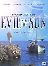 Evil Under the Sun DVD, Peter Ustinov, Jane Birkin, Colin Blakely, Nicholas Clay