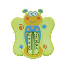 Termómetro de Baño del Bebé 0+ meses Divertidos Diseños seguro de temperatura