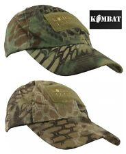 Mens Army Combat Military Baseball Cap Boonie Raptor Operators Sun Bush Hat Camo