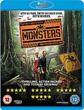 Monsters  (Blu-ray)   Brand New - Sealed. (UK Region B)