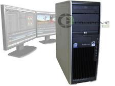 HP XW4600 Workstation Dual Core Processor 2.33GHz 2GB RAM FX1500 80GB HDD