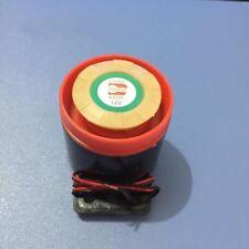 1Pcs 12/24/220V Alarm Alert Speaker Buzzer Horn 110dB For Fire Elevator 2500Hz