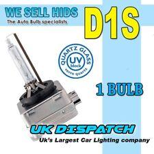 1X D1S BI XENON GAS DISCHARGE BULB QUARTZ GLASS UK STOCK 43k  5k  6k  8k 10k 12k