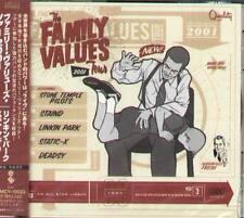 The FAMILY VALUES TOUR 2001 - Japan CD - NEW
