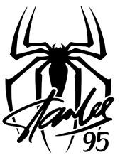 Stan Lee Spiderman Decal, Sticker, Vinyl Decal for Car, Window, Outdoor Computer