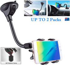 360° Universal  Car Windscreen Mobile Phone Holder Mount GPS Dashboard Cradle AU