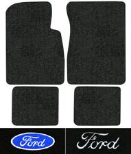 1967-1968 Ford LTD Floor Mats - 4pc - Loop