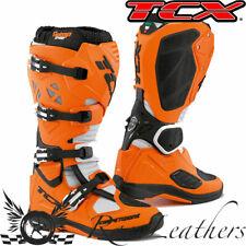 TCX compatible EVO MICHELIN unique noir orange MOTOCROSS MX Moto Moto-cross MX