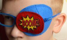 Kids lazy eye/ eye patch for kids/ boys eye patch/ amblyopic/ comfortable eye