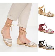 Womens Ugg Libbi Serape Espadrilles D'Orsay Flats Summer Shoes NEW
