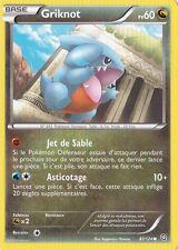 Griknot - N&B:Dragons Exaltés - 87/124 - Carte Pokemon Française Neuve
