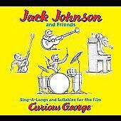 1 CENT CD Curious George SOUNDTRACK Jack Johnson