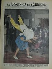 """"""" LA DOMENICA DEL CORRIERE N° 32/ 07.AGO.1949 - ANNO 51 """""""