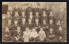 Newington Green near Canonbury. School Group 1906.