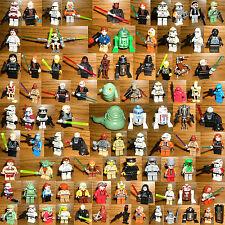 Lego Star Wars minifig AUSSUCHANGEBOT Figur Männchen minifigur (6)