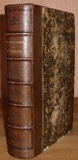 BOUTAN + D'ALMEIDA; cours élémentaire de Physique / 658 figures / 1863