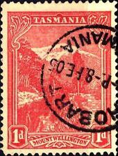 TASMANIA - 1902/03 - Mont Wellington - p. 1