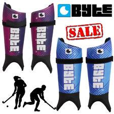 BYTE Sports ZT Senior Field Hockey Shinguards Pro Protection Shin Guards Pads