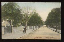 Devon BARNSTAPLE Vitoria Rd 1905 PPC