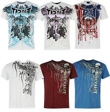 Tapout Print t-shirt talla S M L XL 2xl 3xl 4xl té MMA UFC mixed martial nuevo