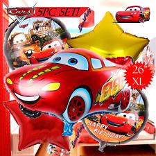 CARS Mcqueen Birthday Balloons Party Latex Balloon Balloons foil Latex Planes
