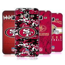 OFFIZIELLE NFL 2018/19 SAN FRANCISCO 49ERS SOFT GEL HÜLLE FÜR SAMSUNG HANDYS 3