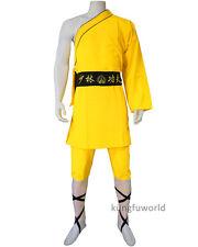 Summer Shaolin Monk Robe Kung fu Martial arts Suit Tai chi Wing Chun Uniform