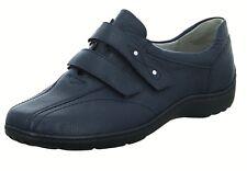 Confort Zapato bajo Azul 37 38 39 40 Ancho H Cierre Adhesivo Waldläufer Henni