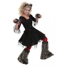 Howlette Werewolf Costume Adult Female Wolf Halloween Fancy Dress